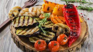 formas originales de comer vegetales
