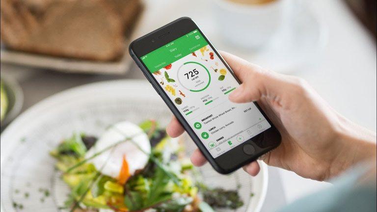 mejores aplicaciones para contar calorías 2018