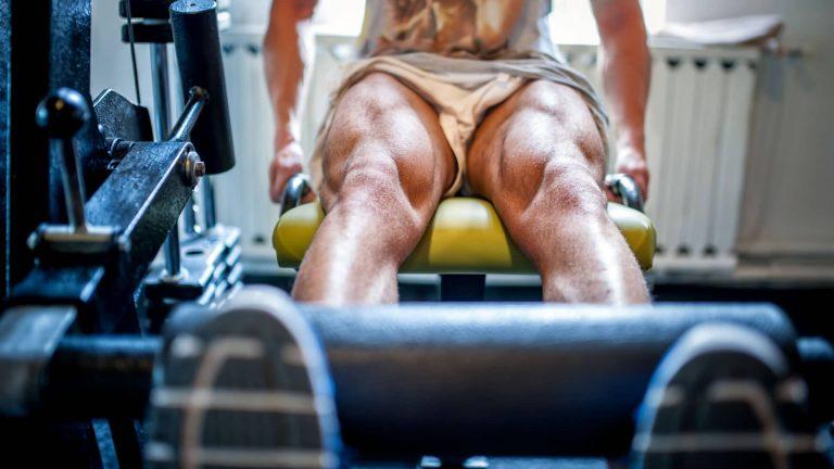 ejercicios para fortalecer cuadriceps